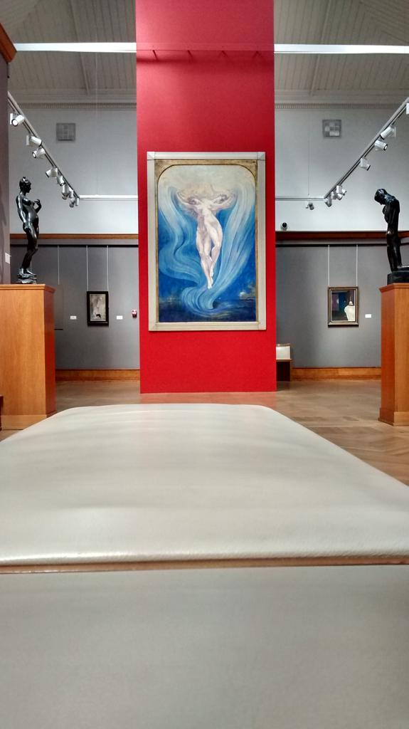 Musee d'Ixelles /Elsene is back on form this Summer with 5 exhibitions http://t.co/FUsANWux4o