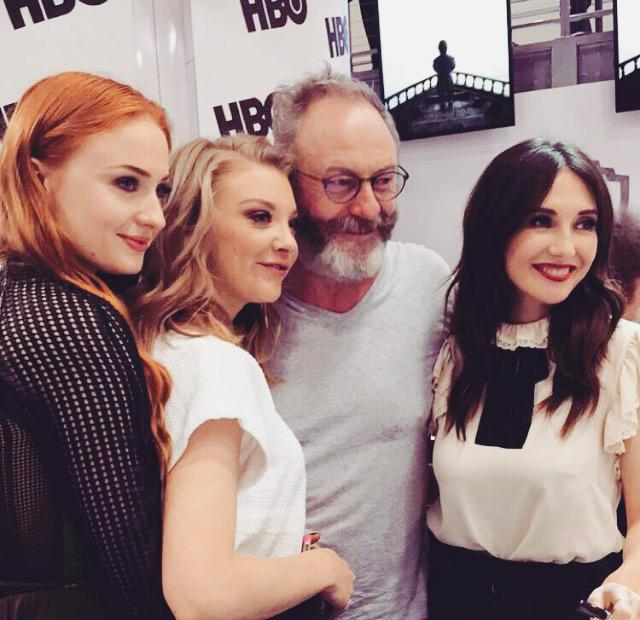 Davos' angels #comicon http://t.co/G75Fa1CYAW