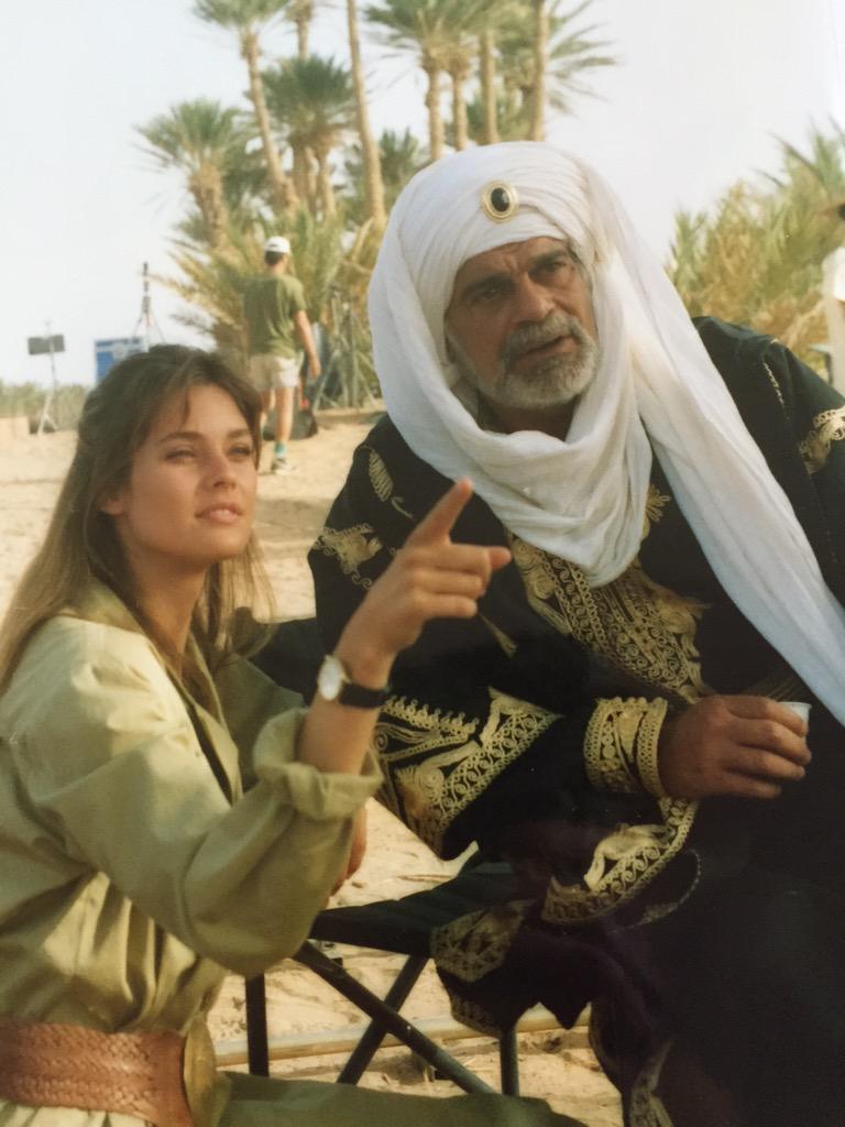 #OmarSharif always so elegant! Prince of the Desert #love http://t.co/4yS4Hp1xDG