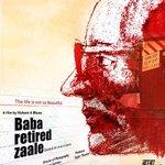 Eminent journalist Nishant A Bhuse turns director with Marathi film #BabaRetiredZaale. Will release in 2016. http://t.co/7dYJbXrDVe
