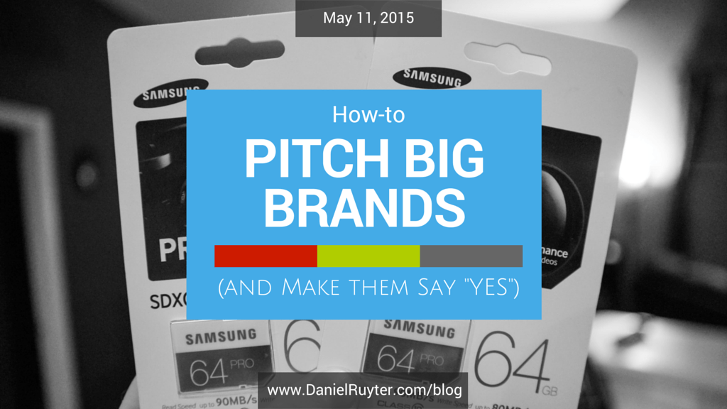 Pitch Letter - How I Pitched Big Brands (and you can, too) http://t.co/UzIDYwevOk  #DigitalMarketing http://t.co/OHmKPsg7ef