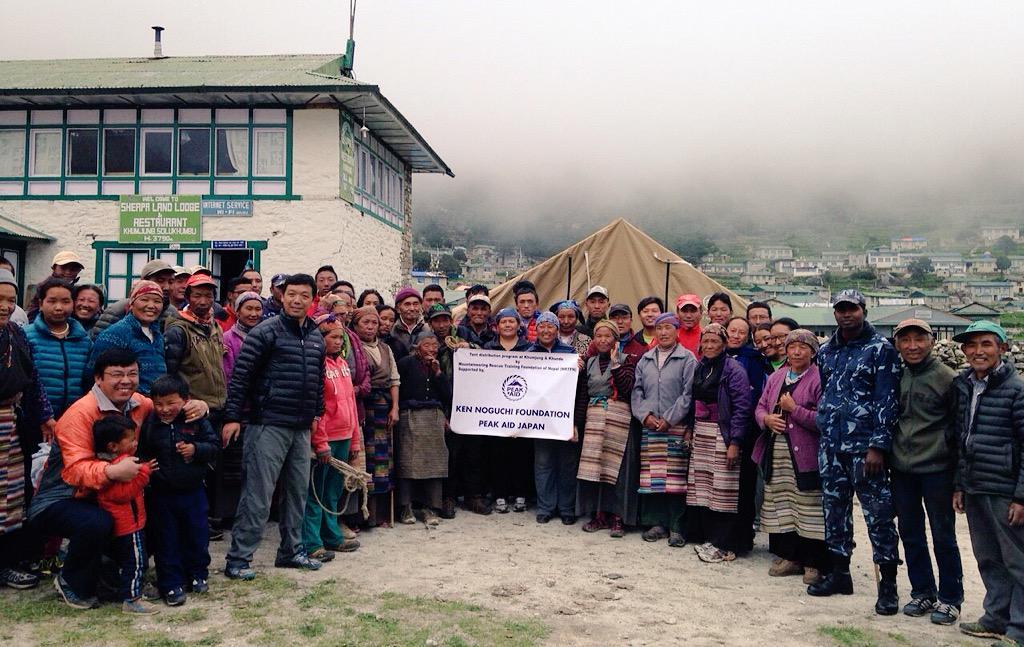 ネパールの声が日本には全く届かなくなってしまった。取り残されてしまった山間部、また震災によって亀裂が入った斜面がモンスーンの影響により多発する土砂災害。地域によっては復興救援というよりも未だ救援の段階。メディアはどうしちゃったのかな。 http://t.co/ruH5Tz9n5e