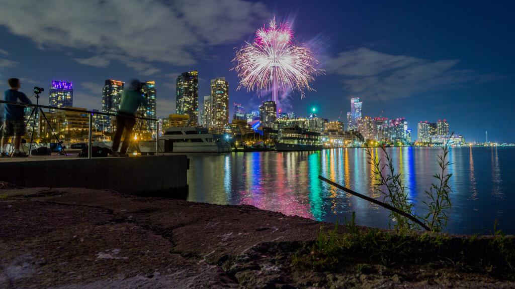 1 of 2   #Toronto #PanAm2015 #PanAM #CBCPanAm #TO2015 #cntower #fireworks   http://t.co/ORvrknimLw http://t.co/boAdPwrmI9