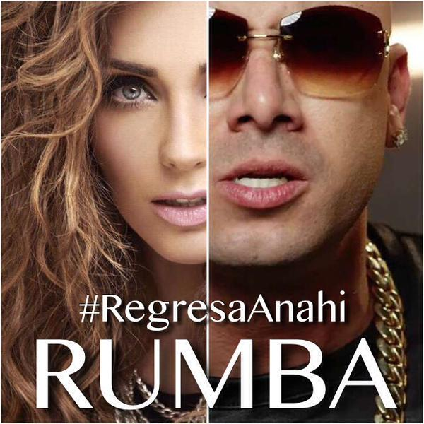#News The Mexsican Singer Anahi is returning with the new hit  #RUMBA  #RegresaAnahi http://t.co/d4LFGeW8NC