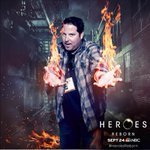 Wow!  My powers were REBORN inside the @Heroes Reborn Experience @ #SDCC.