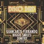 Come 1-2 step with us tonight at Grandpa Johnsons. #disco #bird #losangeles http://t.co/BWfHzBHYEK