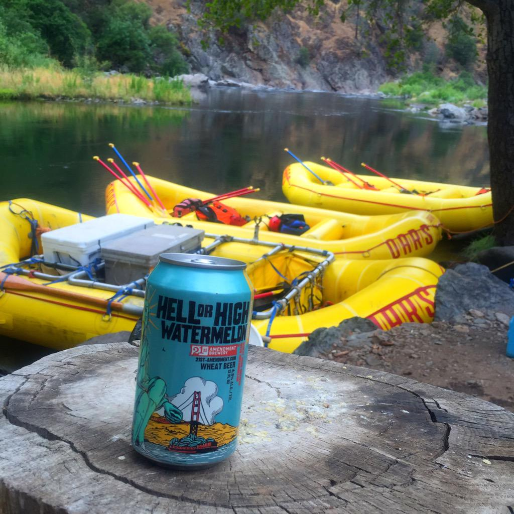 Been on the river for 3 days with @oars_rafting. What did I miss? #ThisBudsForYou http://t.co/f3okgOJjZp