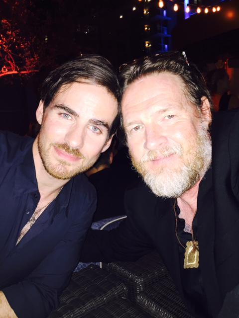 Ears burning, @MRaymondJames ? hanging with @colinodonoghue1 http://t.co/StxuBYMI9m