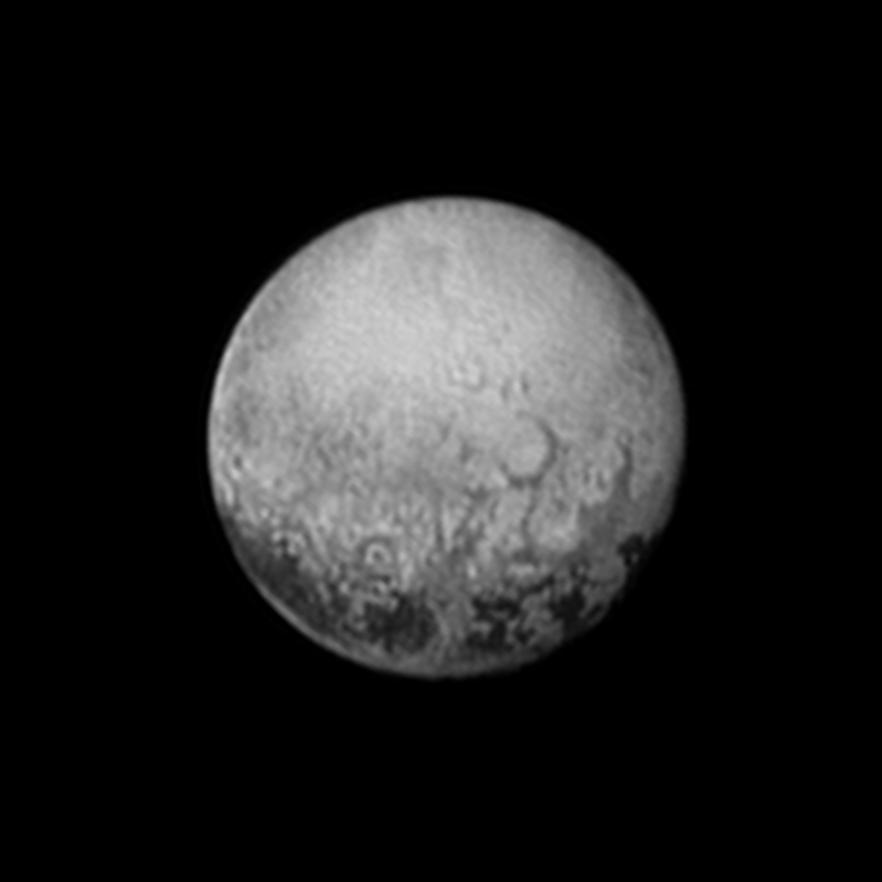 Новые фотографии Плутона помогут изучить геологию карликовой планеты.