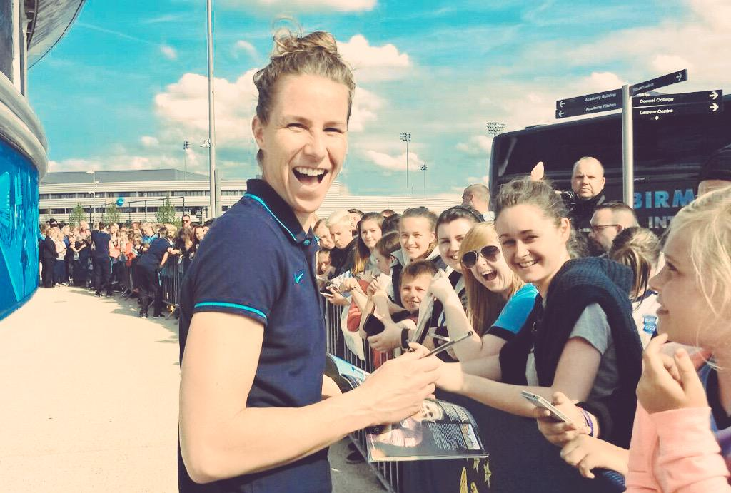 To everyone who supported us today; thank you! It means more than you know. See you all again very soon! @MCWFC