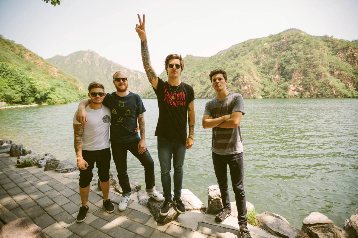 @OLNband rockin' #Macbeth in China |