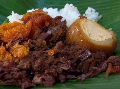 Resep Gudeg Kering Ayam Dan Nangka - AnekaNews.net