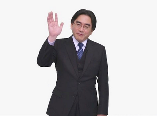 Satoru Iwata, president of Nintendo since 2002, worked on many games, has passed away this weekend. RIP good sir. http://t.co/zRkOmWpqDa