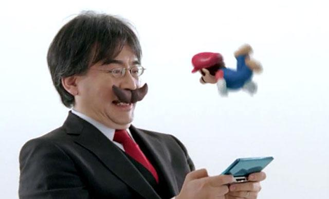 """""""Video games are meant to be just one thing. Fun. Fun for everyone!"""" - Satoru Iwata #ThankYouIwata http://t.co/XfeR7iYowA"""