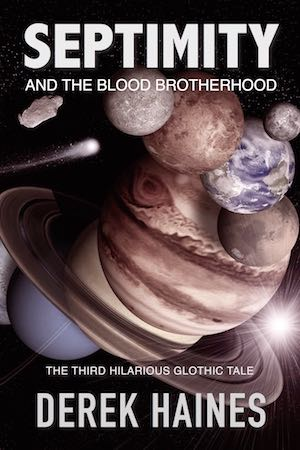 Septimity and The Blood Brotherhood   A fun filled giggle around the gala http://t.co/S81grZL15v   #books #kindle http://t.co/t5CuIpGMle