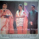 RT @ShreyaFansWB: #NABC Serar Sera Banglalee @shreyaghoshal Article #AAJKAAL (13th July,2015) http://t.co/yczas49D7N