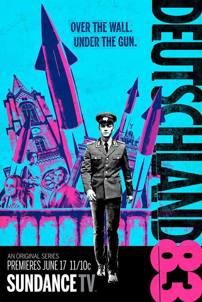 Deutschland 83 Tv Series: Cold War, East Germany, Spies, 80s. ( via @guardian_el_  ) http://t.co/rPpjNUZqJy