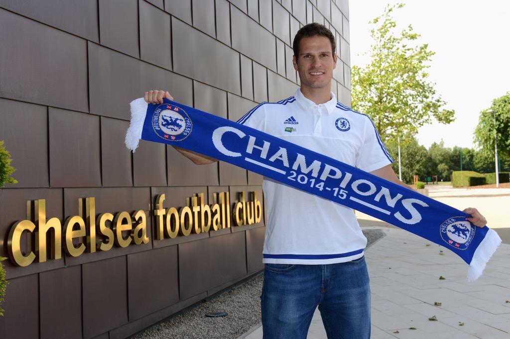 I am very happy to be joining @chelseafc After speaking at length to the manager, I feel like I can develop here... http://t.co/RJM9rdZ8d0