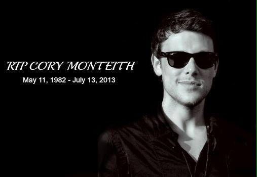 So hard to believe you've been gone for two whole years already. We miss you big guy @CoryMonteith #2YearsWithoutCory http://t.co/KQUCXx9Tdq