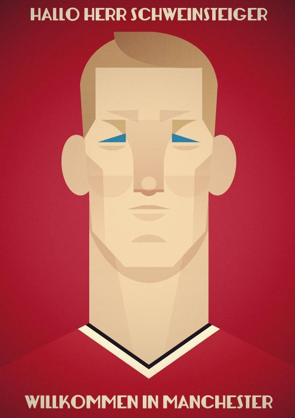 Willkommen in Manchester #Schweinsteiger #MUFC http://t.co/N4GYADXc0A