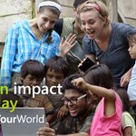 We're marking the launch of #Windows10 by celebrating those who #UpgradeYourWorld. Learn more http://t.co/zA8RfCNpKA