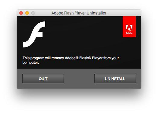 It's time to uninstall Adobe's Flash from your Mac - here's how http://t.co/71Ut0ccJ99 http://t.co/27HDorkCSb