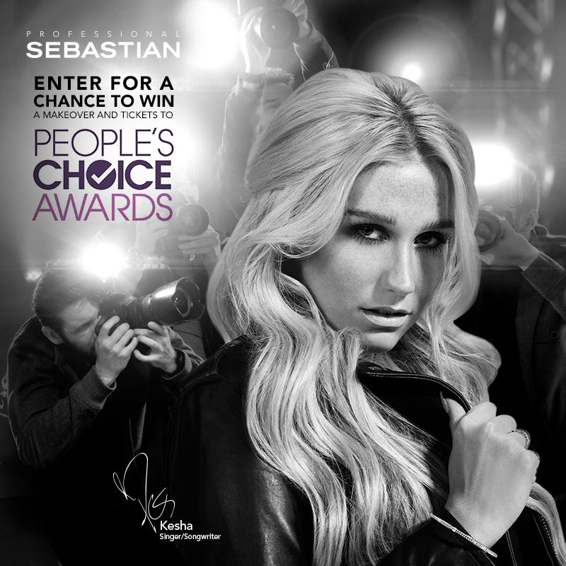 Do you #RockYourShaper like @KeshaRose? Enter to win a VIP trip to the @peopleschoice Awards: https://t.co/EVuRH9fsIf http://t.co/P2leBTmKo1