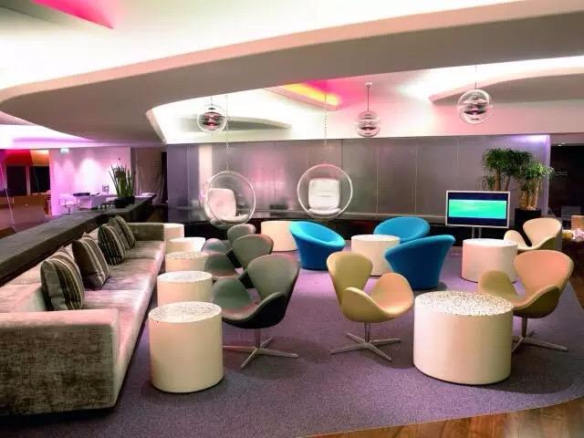 Check out the lux Virgin Atlantic Clubhouse in London via @DeltaNewsHub