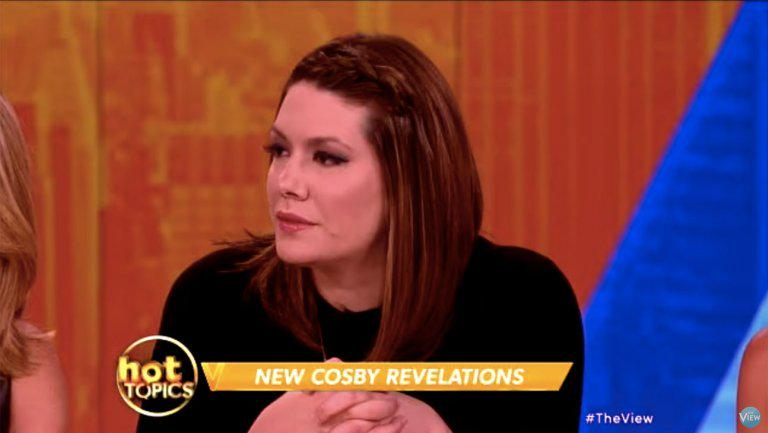 'The View' Officially Announces Michelle Collins Hiring