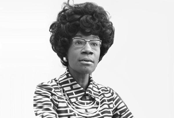 Today in #BlackHistory: On July 13, 1972 Shirley Chisholm became the first African American Presidential nominee. http://t.co/aKS9lG1nha