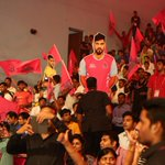 RT @JaipurPanthers: Once again we had fantastic support in the stadium.Thank u for the love you've shown d boys!#LePanga #RoarForPanthers h…