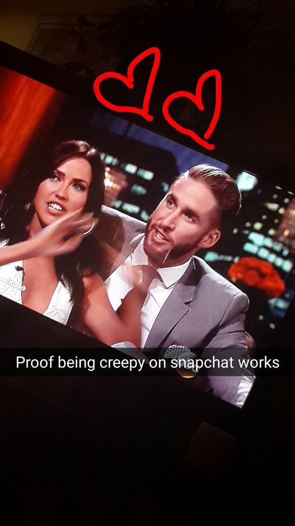 Shawn is proof that being a snapchat creeper can work out. #TheBachelorette http://t.co/0wmg9y0axA