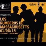 Los Rumberos de Massachusetts @ La Culpa #PlayaDelCarmen --> http://t.co/0KD23ODmIX - http://t.co/pfd9NSAj0K