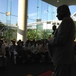 At Mahindra,President Kalam's comment at the inauguration of our Chennai Research valley is part of our folklore(1/5) http://t.co/sypzY1dFZC