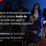 Pdta. Bachelet reiteró llamado a entregar información sobre violaciones a los Derechos Humanos http://t.co/TvAMabAVbb http://t.co/iFP9zXxpPo