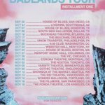 """@halsey: Badlands Tour US Part I http://t.co/vO1kN3ZaE3"" ofc the closest place is Chicago :-)"