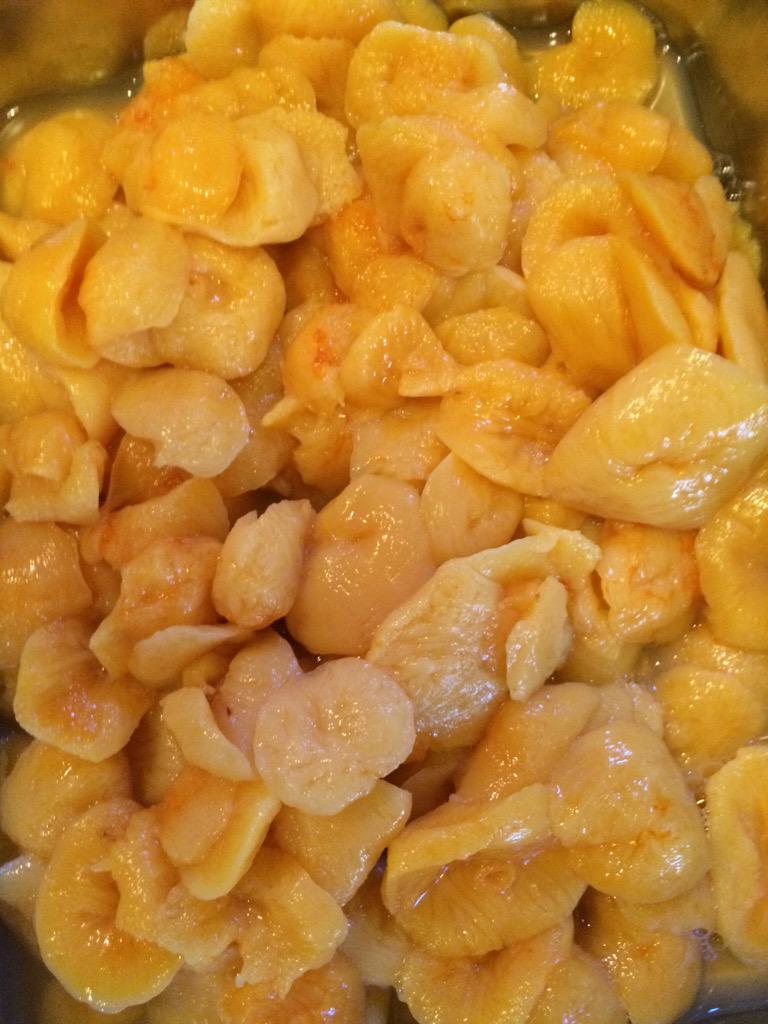 宮城県牡鹿半島の「ホヤのヘソ」これはうまい!ホヤの塩分だけで十分ツマミになる。鮮度がいいうちに処理されてるから全く渋みなし。 食べにおいで〜 http://t.co/SpbhwOnC5V