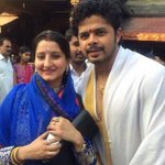 RT @daily_bhaskar: Meet @sreesanth36 wife! His all time partner of good and bad times http://t.co/JSjHmkUsQC http://t.co/lSDj8Q9jLj