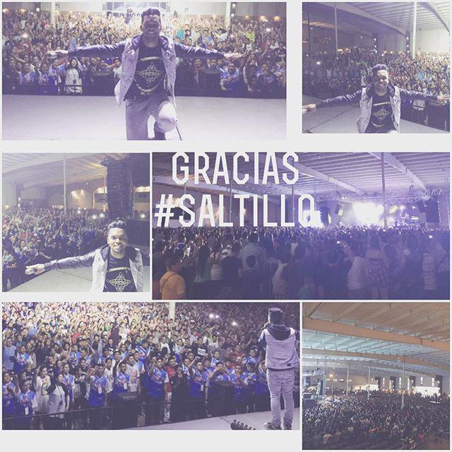 Redimi2 (@RealRedimi2): Gracias #Saltillo .... Este fue uno de esos Viajes, donde no solo Fuimos a dar... Sino a Recibir y Aprender. @daliz… http://t.co/LrYvSGIi3w