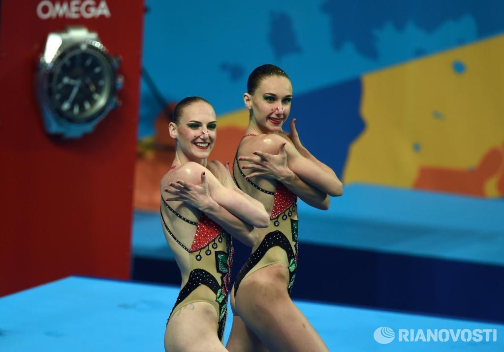Ищенко и ромашина победили видео