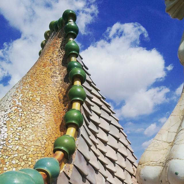 Casa Batlló - Antoni Gaudí - #casabatllo