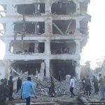 #Mogadishu hotel blast latest:  - At least 10 killed - Al-Shabaab claims responsibility   http://t.co/LMUZ0syF4p
