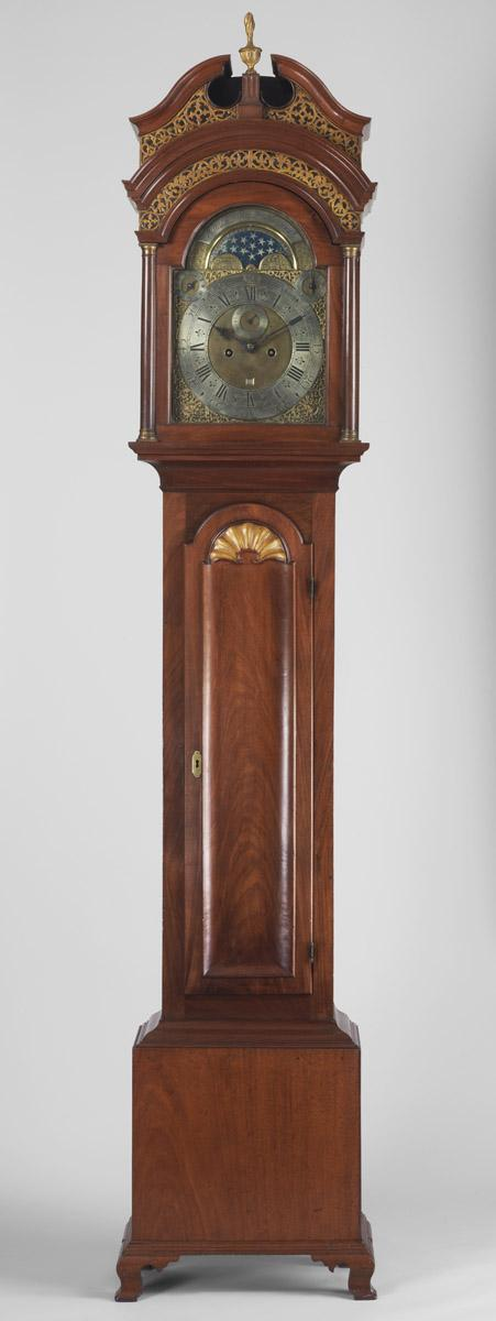 RT @WinterthurMuse: Apple watches are all the rage. Not so long ago, grandfather clocks such as this 1745 walnut one were all the rage. http://t.co/8giSQjhocN