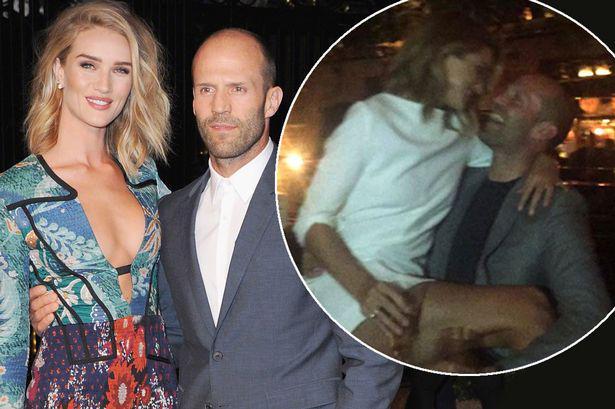 Стэтхэм и его девушка беременна 36