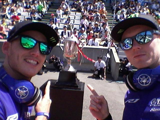 We came, We Saw and We Conquered. #Suzuka8hr http://t.co/cGFolBrTUH
