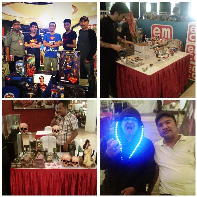 Di #acaraseru @sekardima 7-9 Agustus di @FoodCentrumID akan ada #toys #booth yg menjual beragam jenis mainan #Kuls http://t.co/3FV5OPj0my