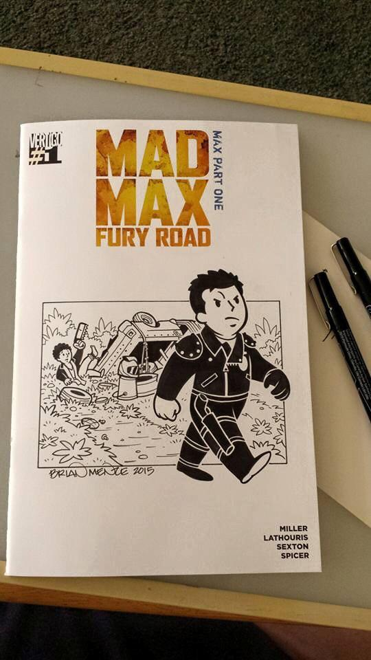 From Vault Boy @brianmenze sooooo good #Fallout #MadMaxFuryRoad http://t.co/xgNkTwN9DZ