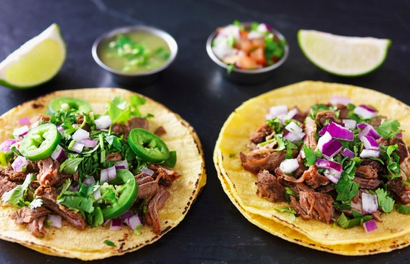 Who will emerge triumphant in this #taco takedown? Find out next month at @EatDrinkSF! http://t.co/p8ZYxpmf5K http://t.co/EHfCDdd3z1