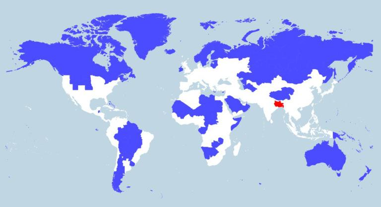 5% of the world lives in the blue highlighted area. Another 5% lives in the red zone.  https://t.co/W6aQxiTsDu http://t.co/gnVFUC9bnc