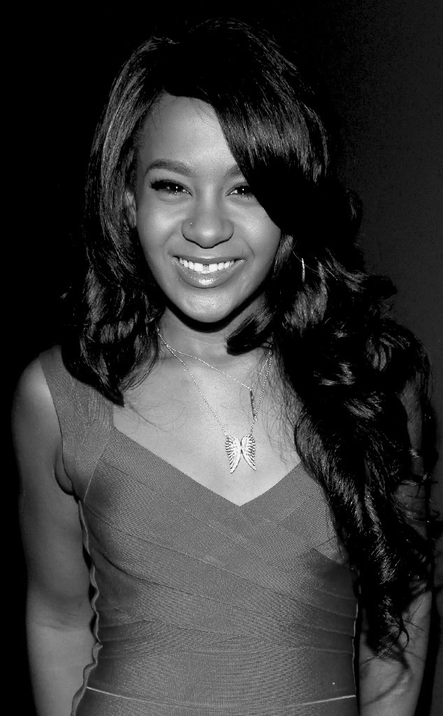 BREAKING: Bobbi Kristina Brown dies at age 22--keeping her loved ones in our thoughts.